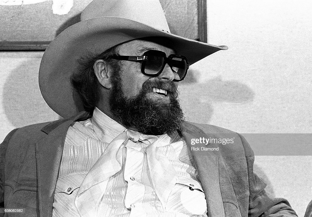 Charlie Daniels press conference during Charlie Daniels Volunteer Jam VII at the Municipal Auditorium in Nashville Tennessee January 12, 1980