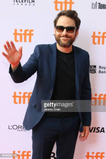 Charlie Day attends the 'I Love You Daddy' premiere during the 2017 Toronto International Film Festival at Ryerson Theatre on September 9 2017 in...
