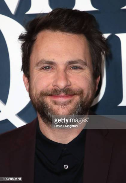 """Charlie Day attends the premiere of Apple TV+'s """"Mythic Quest: Raven's Banquet"""" at The Cinerama Dome on January 29, 2020 in Los Angeles, California."""