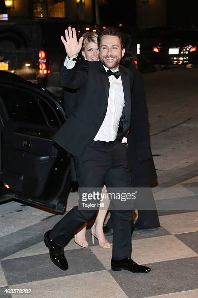 Charlie Day attends the Saturday Night Live 40th Anniversary Celebration After Party at The Plaza Hotel on February 15 2015 in New York City