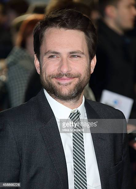 Charlie Day attends the UK Premiere of Horrible Bosses 2 at Odeon West End on November 12 2014 in London England