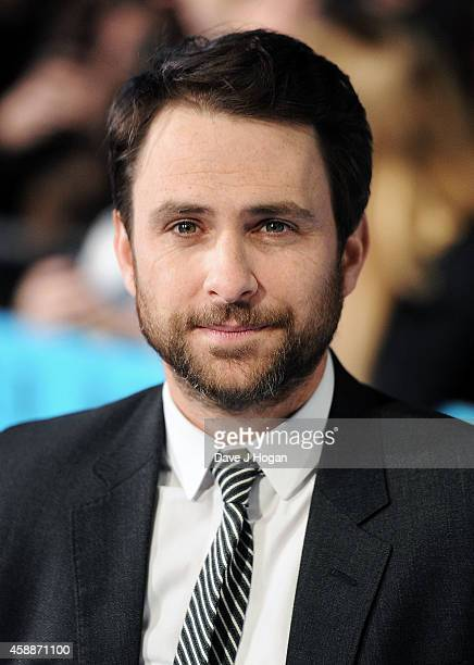 Charlie Day attends the UK Premiere of Horrible Bosses 2 at the Odeon West End on November 12 2014 in London England