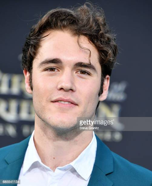 Charlie Depew arrives at the Premiere Of Disney's 'Pirates Of The Caribbean Dead Men Tell No Tales' at Dolby Theatre on May 18 2017 in Hollywood...