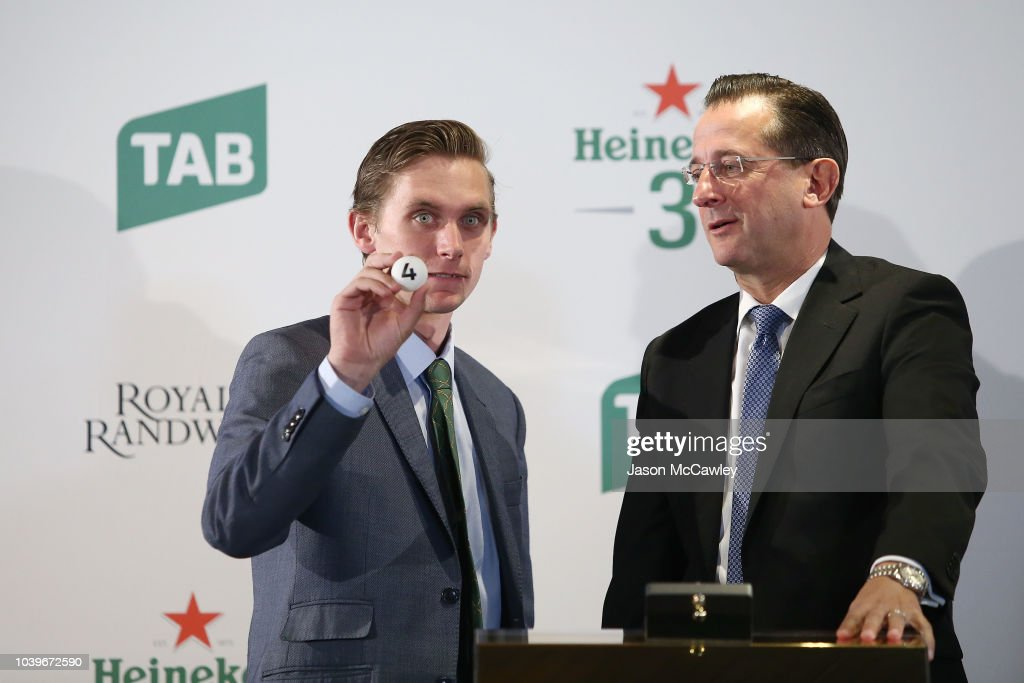 TAB Epsom and Heineken 3 Metropolitan Barrier Draw