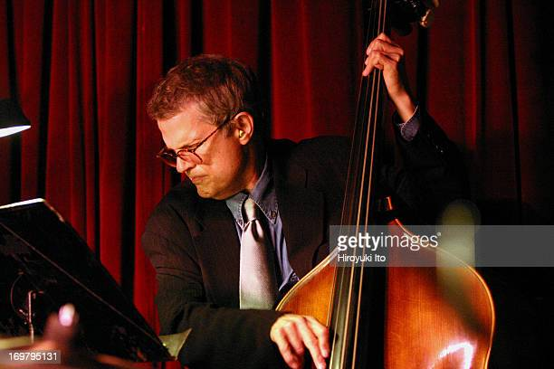Charlie Haden's Land of The Sun performing at Village Vanguard on Tuesday night October 26 2004This imageCharlie Haden on bass