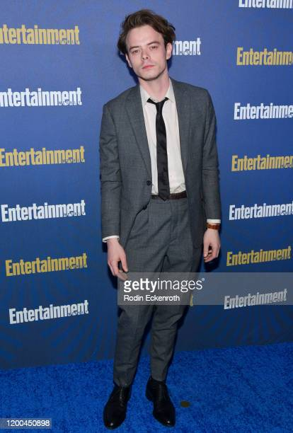 Charlie Heaton attends Entertainment Weekly PreSAG Celebration at Chateau Marmont on January 18 2020 in Los Angeles California