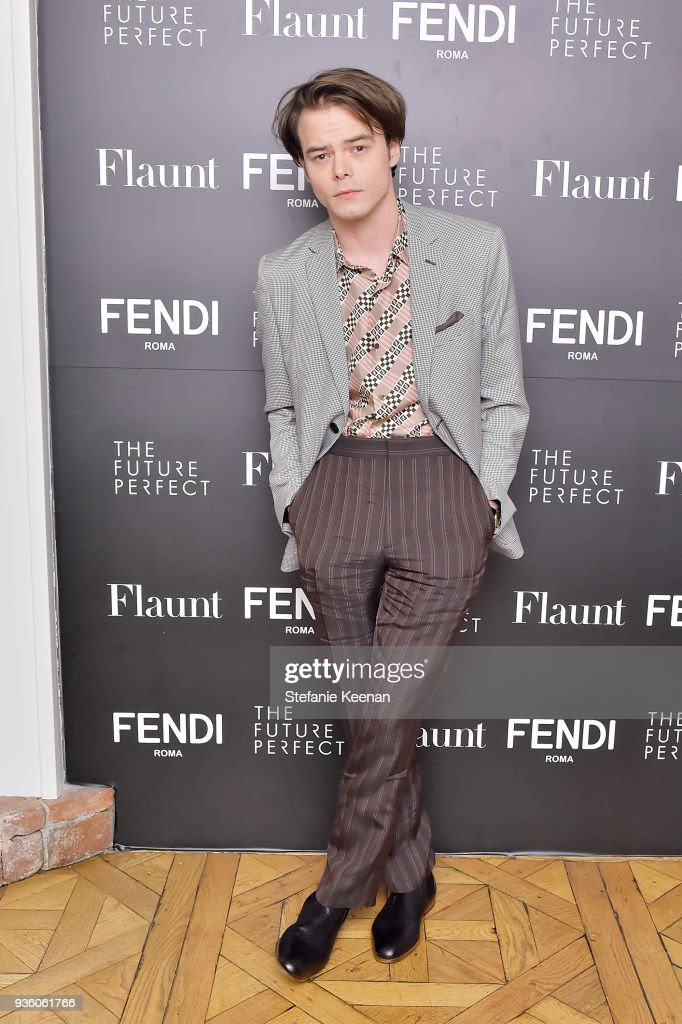 FENDI x Flaunt Celebrate The New Fantasy Issue at Casa Perfect