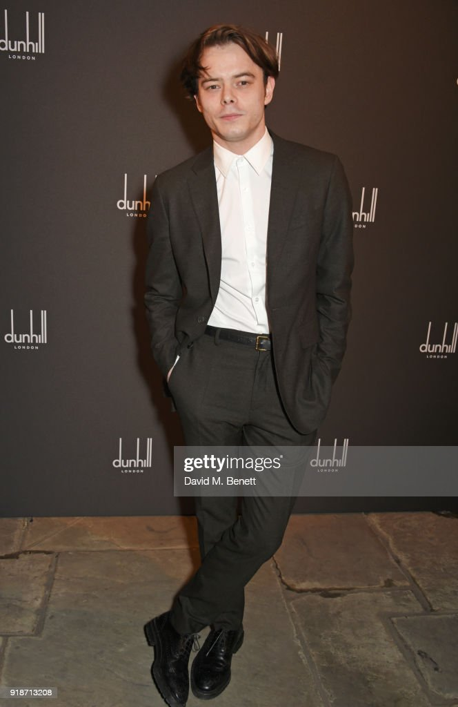 Dunhill & GQ Pre-BAFTA Filmmakers Dinner And Party Co-Hosted By Andrew Maag & Dylan Jones