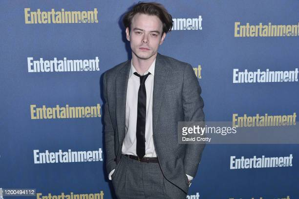 Charlie Heaton attends the Entertainment Weekly Honors Screen Actors Guild Awards Nominees Presented In Partnership With SAG Awards at Chateau...