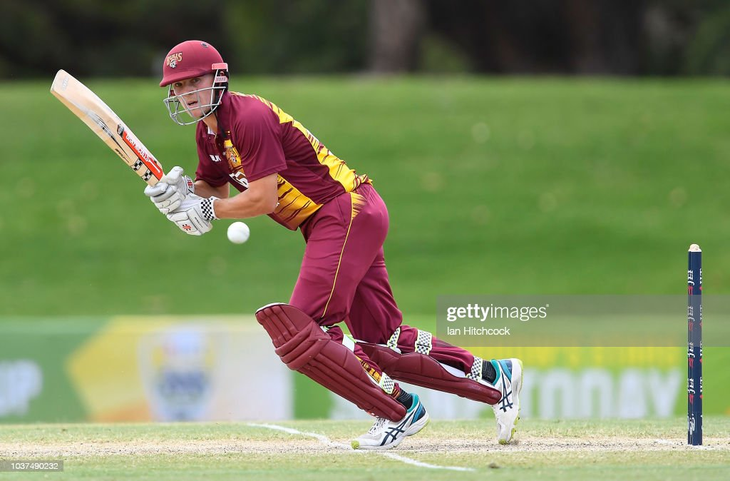 QLD v TAS - JLT One Day Cup : News Photo