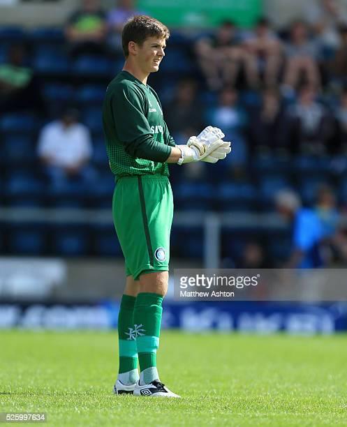 Charlie Horlock of Wycombe Wanderers