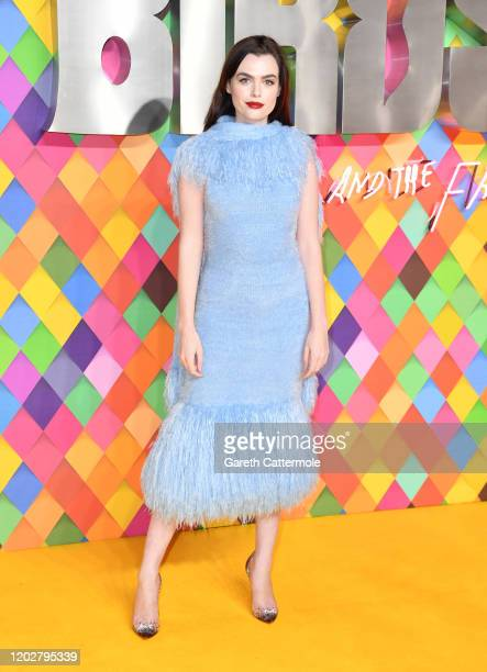 Charlie Howard attends the Birds of Prey And the Fantabulous Emancipation Of One Harley Quinn World Premiere at the BFI IMAX on January 29 2020 in...