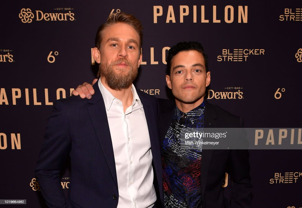"Premiere Of Bleecker Street Media's ""Papillon"" - Arrivals"
