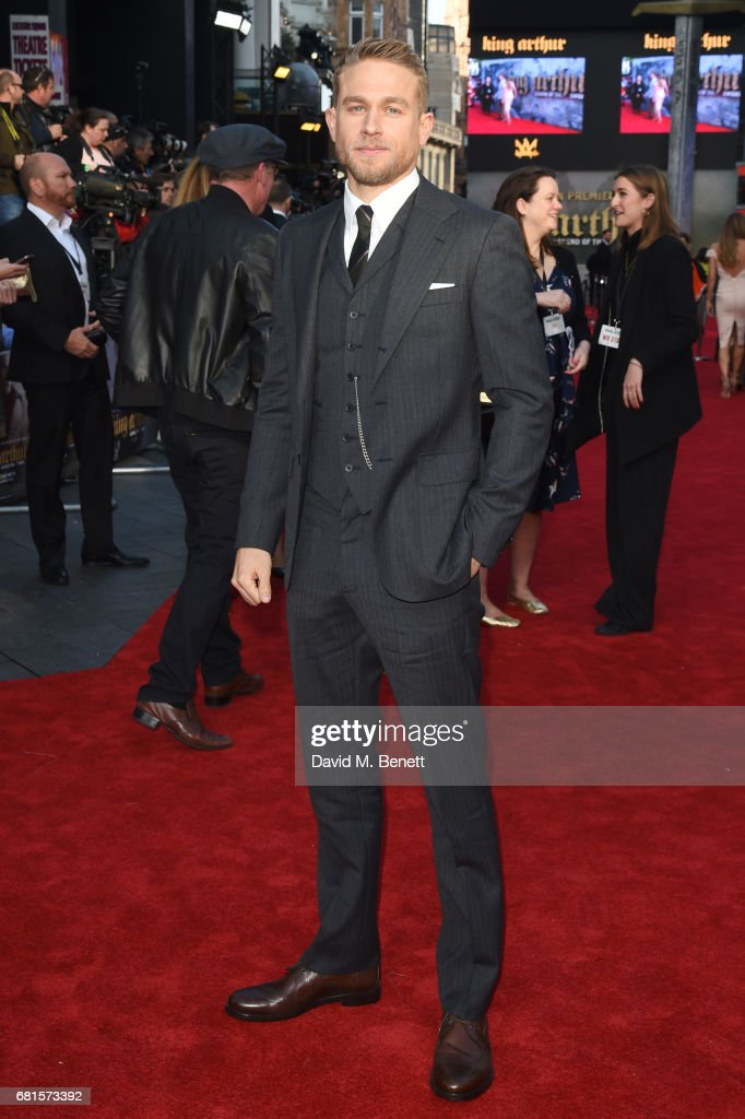 """King Arthur: Legend of the Sword"" - European Premiere - VIP Arrivals"