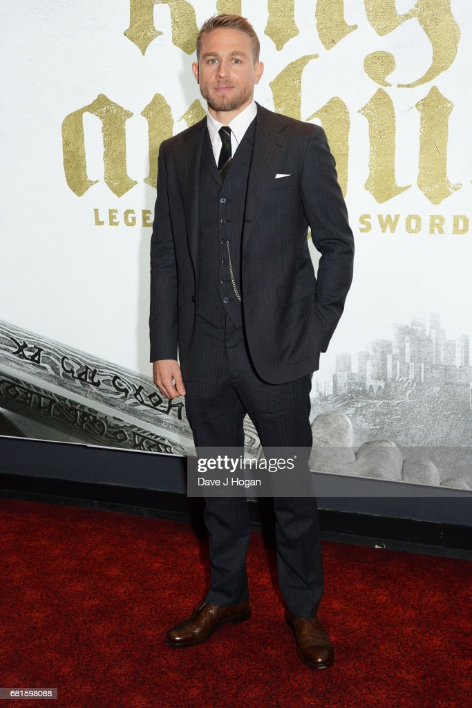 """King Arthur: Legend of the Sword"" - European Premiere - VIP Arrivals"
