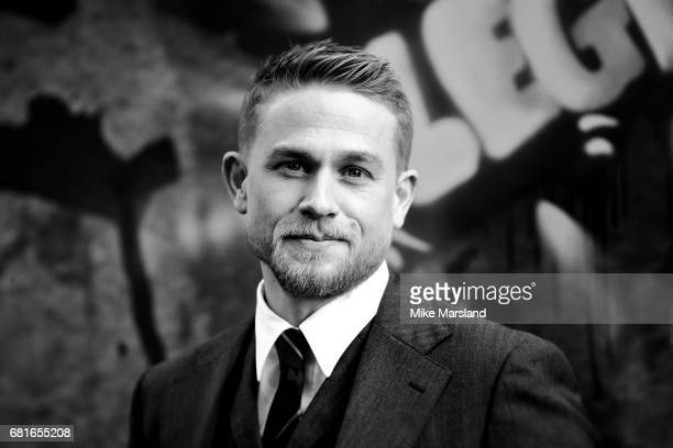 Charlie Hunnam attends the European premiere of King Arthur Legend of the Sword at Cineworld Empire on May 10 2017 in London United Kingdom