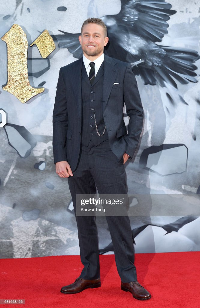 """King Arthur: Legend of the Sword"" - European Premiere - Arrivals"