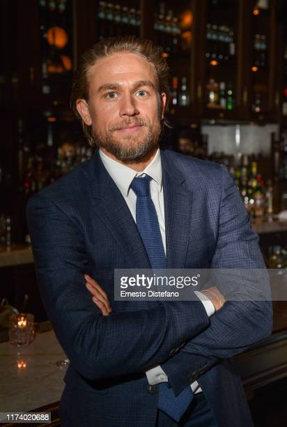 "Charlie Hunnam attends the ""The True History Of The Kelly Gang"" World Premiere Party Hosted By Grolsch at Weslodge, during the Toronto International..."