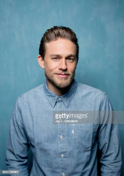 Charlie Hunnam from the film Papillon poses for a portrait at the 2017 Toronto International Film Festival for Los Angeles Times on September 8 2017...
