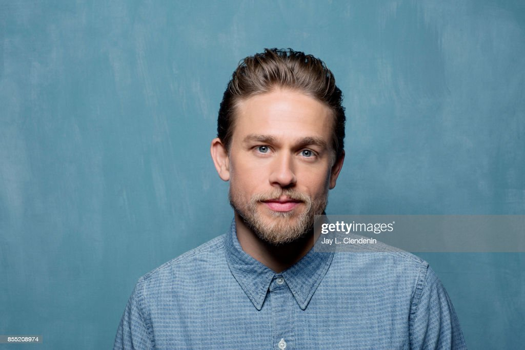 Charlie Hunnam, from the film 'Papillon,' poses for a portrait at the 2017 Toronto International Film Festival for Los Angeles Times on September 8, 2017 in Toronto, Ontario.