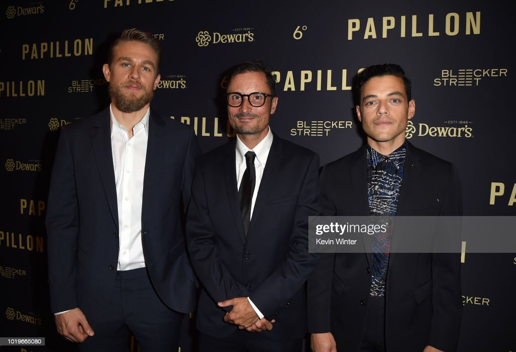 "Premiere Of Bleecker Street Media's ""Papillon"" - Red Carpet"