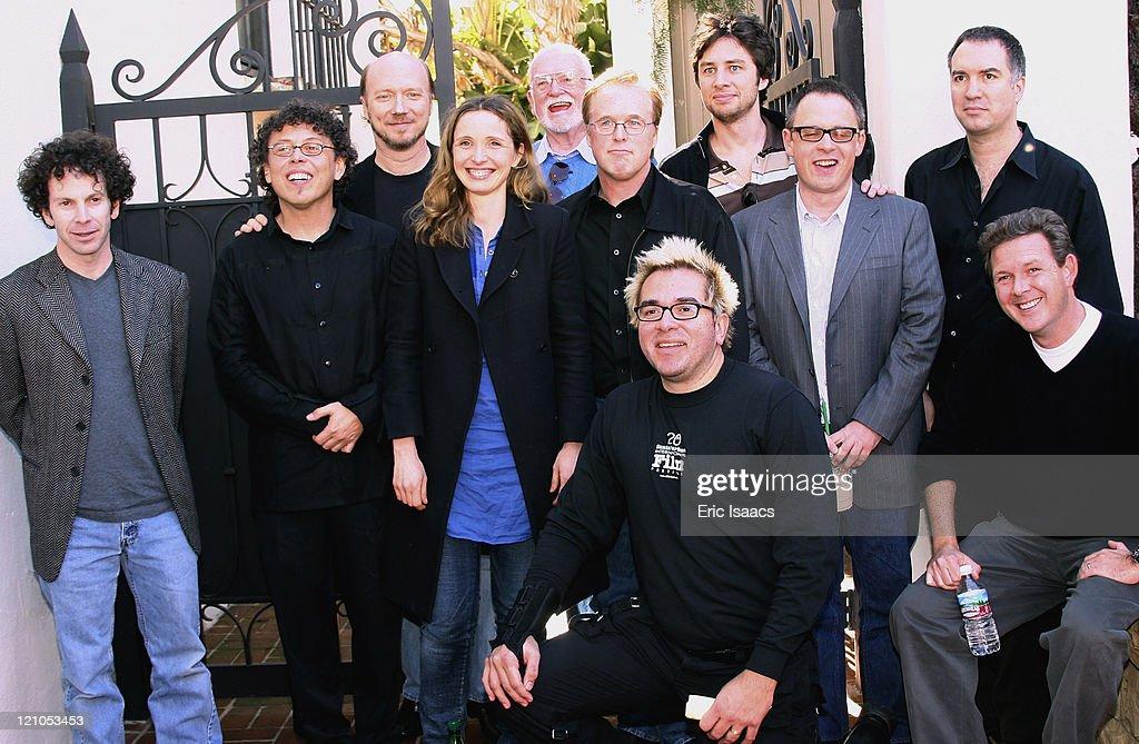 20th Annual Santa Barbara International Film Festival - It Starts with the Script - Panel : News Photo
