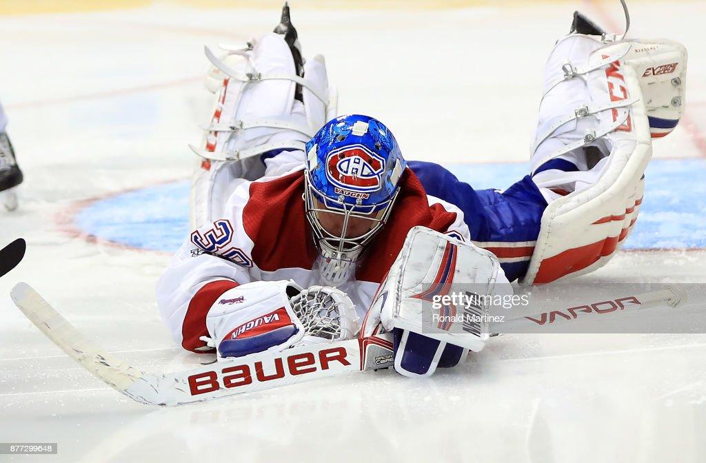 Montreal Canadiens v Dallas Stars