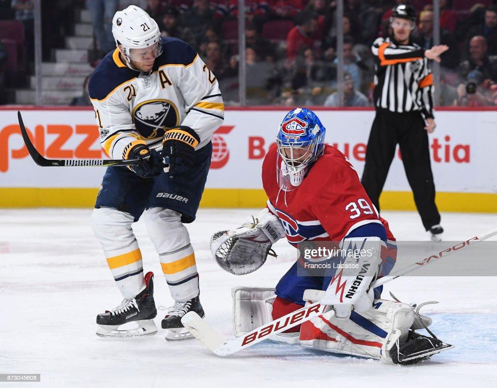 Buffalo Sabres v Montreal Canadiens