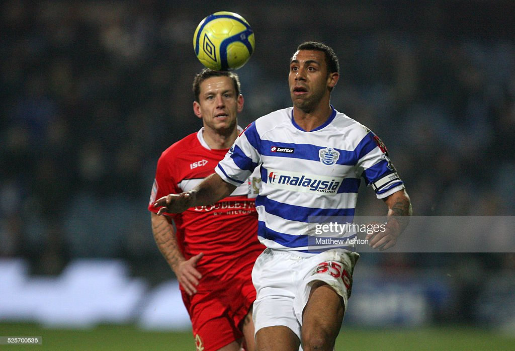 Soccer : The FA Cup Round Three replay - Queens Park Rangers v Milton Keynes Dons : News Photo