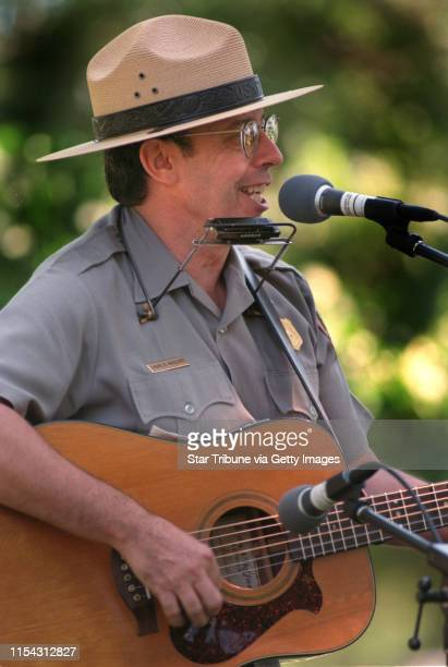 Charlie Maguire is the only Singing Ranger in the National Park Service He writes and sings music about the Mississippi River as a ranger for the...