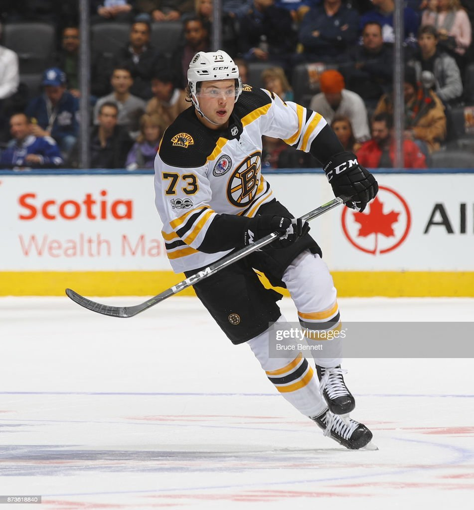 Boston Bruins v Toronto Maple Leafs : News Photo