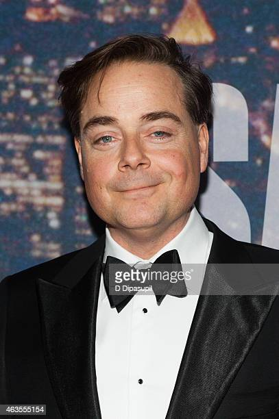 Charlie McKittrick attends the SNL 40th Anniversary Celebration at Rockefeller Plaza on February 15, 2015 in New York City.
