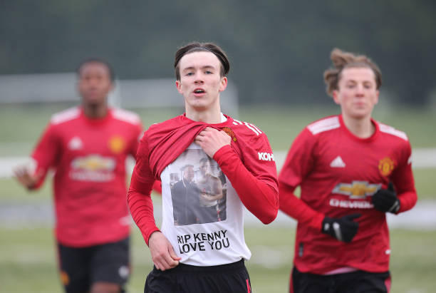 GBR: Blackburn Rovers v Manchester United  - U18 Premier League