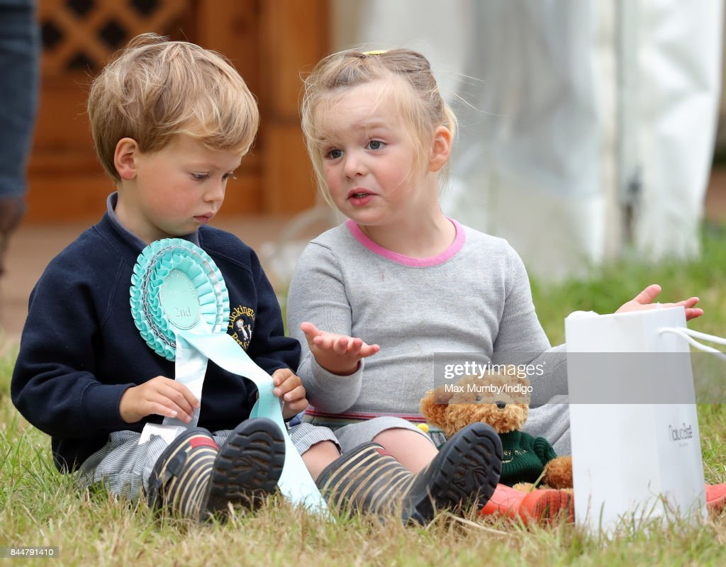Whatley Manor Horse Trials : News Photo