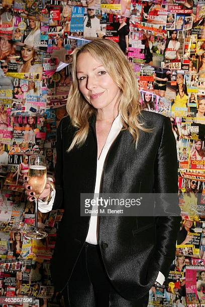 Charlie Miller attends the #Grazia10 private view an exhibition to celebrate ten years of the iconic weekly magazine with a series of talks and...