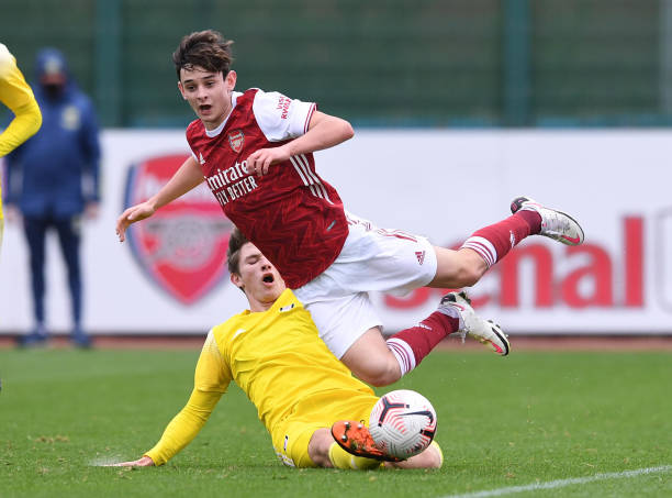 GBR: Arsenal v Fulham - U18 Premier League South