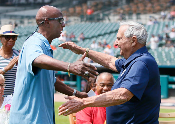 MI: Baltimore Orioles v Detroit Tigers