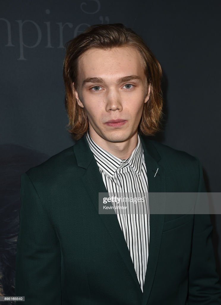 Charlie Plummer attends the premiere of Sony Pictures Entertainment's 'All The Money In The World' at Samuel Goldwyn Theater on December 18, 2017 in Beverly Hills, California.