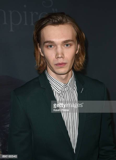 Charlie Plummer attends the premiere of Sony Pictures Entertainment's 'All The Money In The World' at Samuel Goldwyn Theater on December 18 2017 in...
