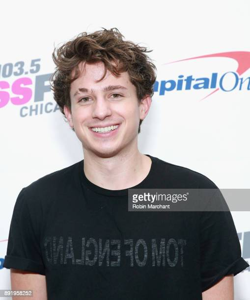 Charlie Puth attends 1035 KISS FM's iHeartRadio Jingle Ball 2017 on December 13 2017 in Rosemont Illinois