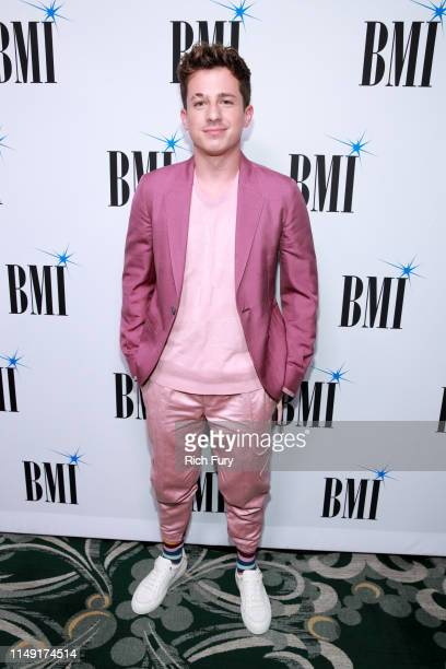 Charlie Puth attends the 67th Annual BMI Pop Awards at the Beverly Wilshire Four Seasons Hotel on May 14, 2019 in Beverly Hills, California.