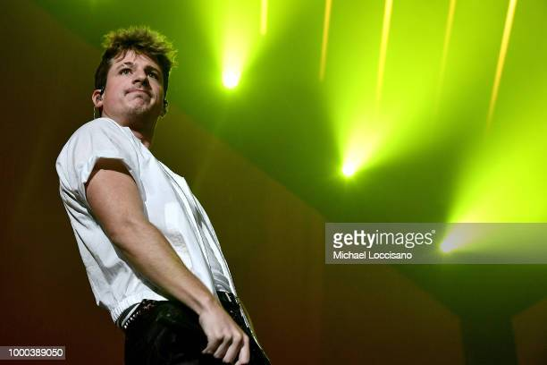 Charlie Puth performs at Radio City Music Hall on July 16, 2018 in New York City.
