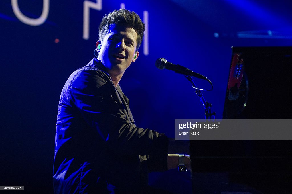 Charlie Puth performs during the 2015 Apple Music Festival at The Roundhouse on September 20, 2015 in London, England.