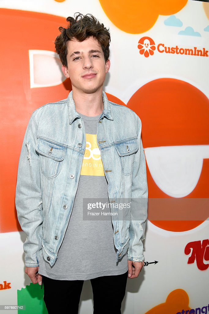 """Charlie Puth Teams Up With CustomInk For Annual """"Be Good To Each Other"""" Bullying Prevention Campaign"""