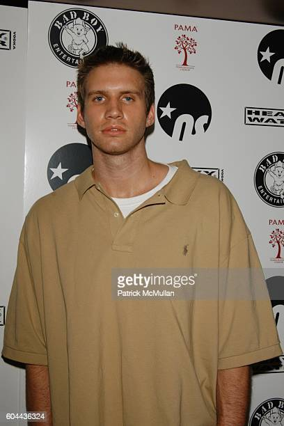 Charlie Randolph attends Cassie's Album Release Party at Marquee on August 8 2006 in New York City