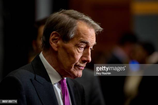 Charlie Rose attends The Paley Center for Media Presents The News is Back CBS This Morning And The Morning Landscape at The Paley Center for Media on...