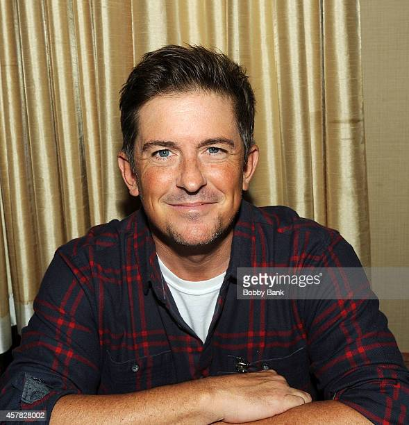 Charlie Schlatter attends Day 1 of the Chiller Theatre Expo at Sheraton Parsippany Hotel on October 24 2014 in Parsippany New Jersey