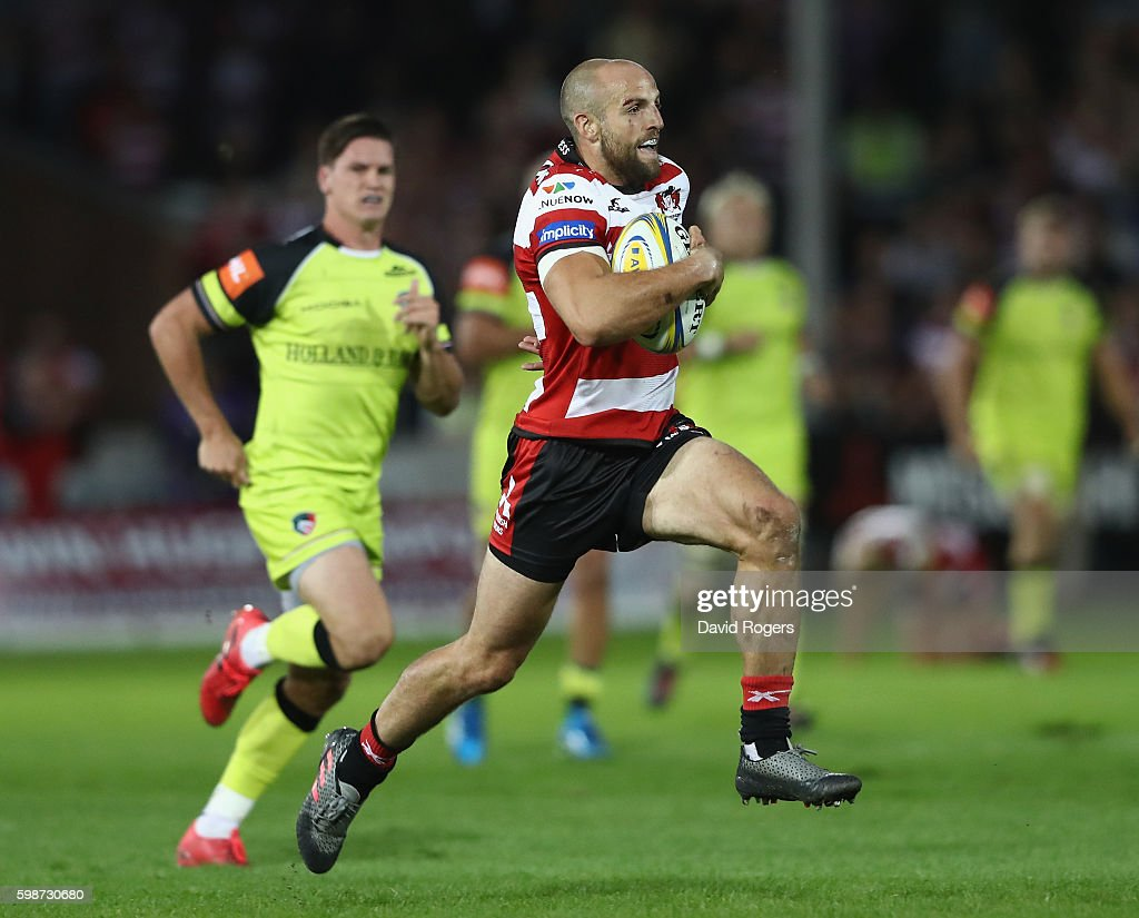 Gloucester Rugby v Leicester Tigers - Aviva Premiership