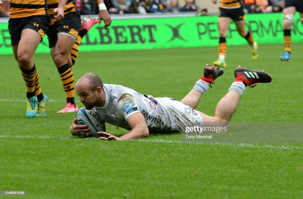 Wasps v Gloucester Rugby - Gallagher Premiership Rugby : News Photo
