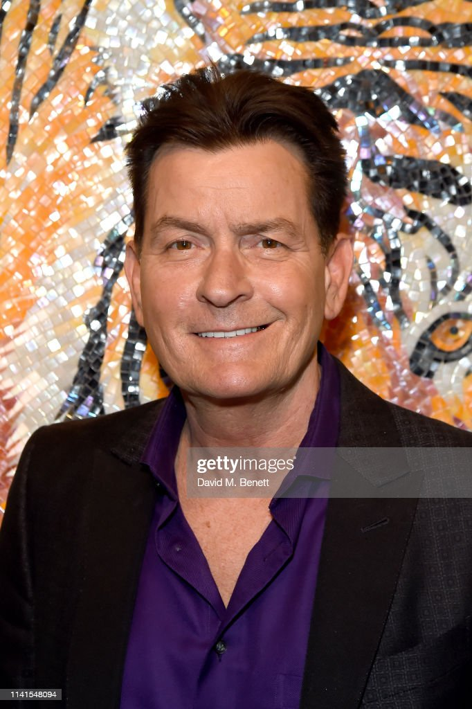 An Evening With Charlie Sheen At Annabel's : News Photo